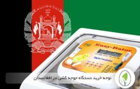 دستگاه جوجه کشی در افغانستان