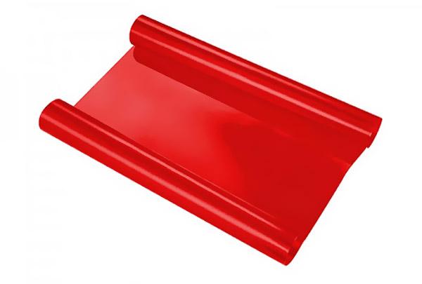 تهیه طلق یا نوار پلاستیکی قرمز رنگ