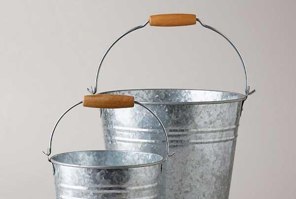 سطل برای آسیاب مرغداری
