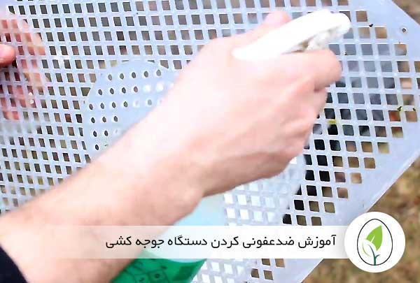 آموزش ضدعفونی کردن دستگاه جوجه کشی - چیکن هچ