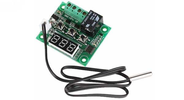 استفاده از سنسور سنج دما در ساخت دستگاه جوجه کشی ساده و اتوماتیک - فروشگاه چیکن هچ