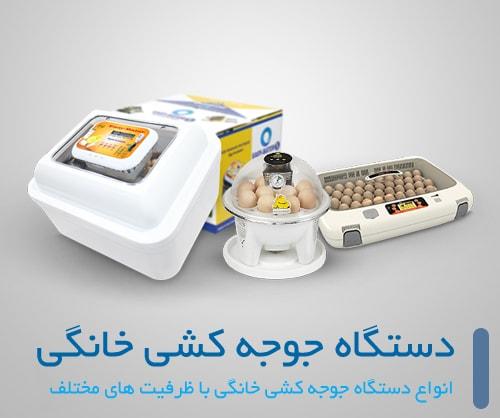 خرید انواع دستگاه جوجه کشی خانگی