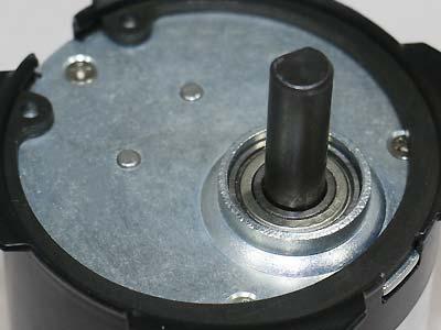 نوع و محل اتصال موتور به دستگاه جوجه کشی - چیکن هچ