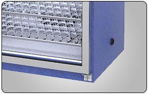 بدنه دستگاه جوجه کشی بلدرچین دماوند dq150 - چیکن هچ