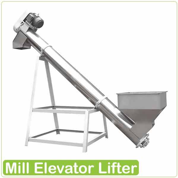 بالابر مخصوص استفاده در سیستم آسیاب میکسر مرغداری و دامداری
