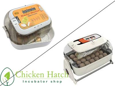 دستگاه جوجه کشی مناسب برای پرندگان زینتی و گران قیمت کدام است ؟ چیکن هچ