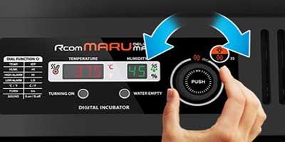 کنترلر دایره ای دستگاه جوجه کشی صنعتی 840 تایی آرکام-چیکن هچ