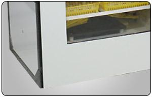 بدنه دستگاه جوجه کشی 210 تایی فاخته - چیکن هچ