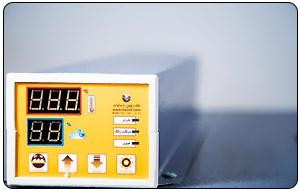 برد دستگاه جوجه کشی بلدرچین دماوند dq40 - چیکن هچ