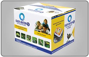 جعبه دستگاه جوجه کشی ایزی باتور پنج - چیکن هچ