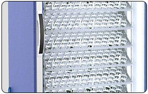 درب دستگاه جوجه کشی بلدرچین دماوند dq170 - چیکن هچ