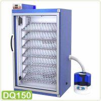 دستگاه جوجه کشی بلدرچین دماوند dq150 - چیکن هچ