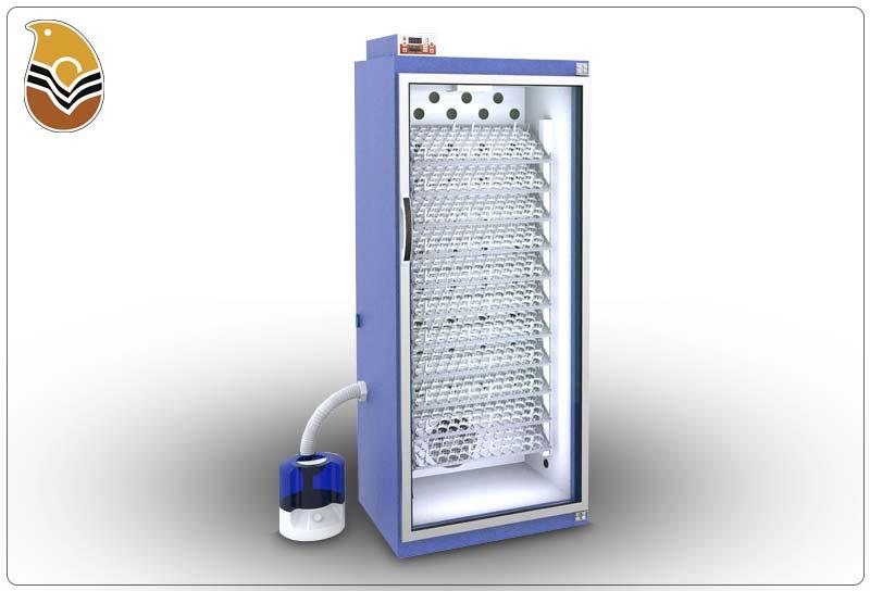 دستگاه جوجه کشی بلدرچین دماوند dq170 - چیکن هچ