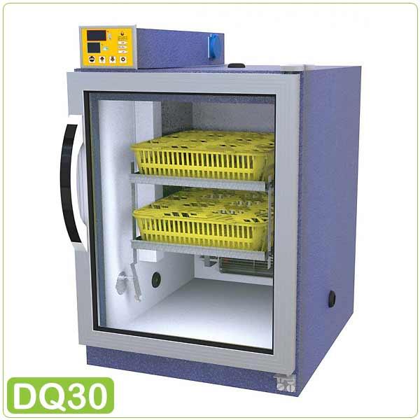 دستگاه جوجه کشی بلدرچین دماوند dq30 - چیکن هچ