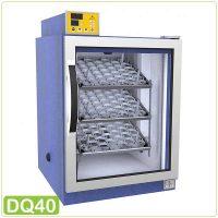 دستگاه جوجه کشی بلدرچین دماوند dq40 - چیکن هچ