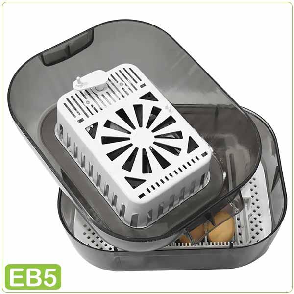 سیستم رطوبت دستگاه جوجه کشی ایزی باتور پنج - چیکن هچ