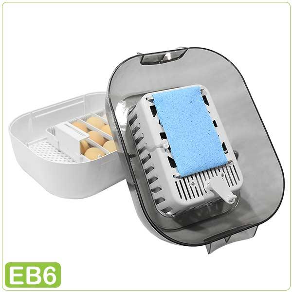 سیستم رطوبت دستگاه جوجه کشی ایزی باتور شش - چیکن هچ