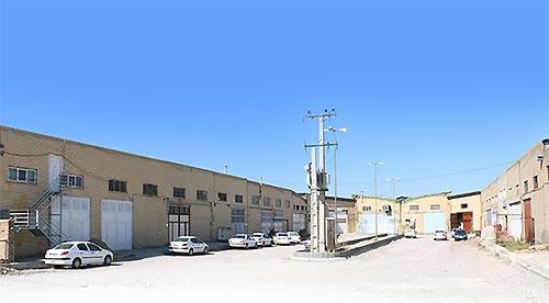 کارخانه گروه صنعتی اسکندری
