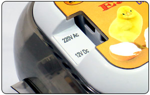 برق دستگاه جوجه کشی ایزی باتور شش - چیکن هچ