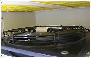 فن دستگاه جوجه کشی 210 تایی فاخته - چیکن هچ