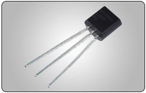 سنسور lm35 - چیکن هچ
