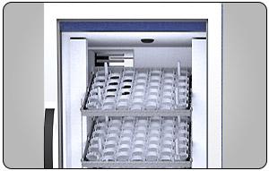 درب دستگاه جوجه کشی بلدرچین دماوند dq50 - چیکن هچ