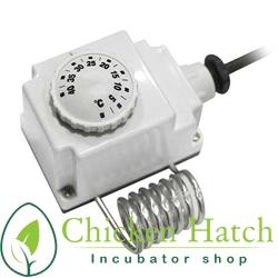 ترموستات لامپ مادر مصنوعی - چیکن هچ