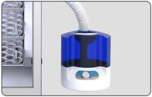 رطوبت ساز دستگاه های جوجه کشی بلدرچین دماوند - چیکن هچ